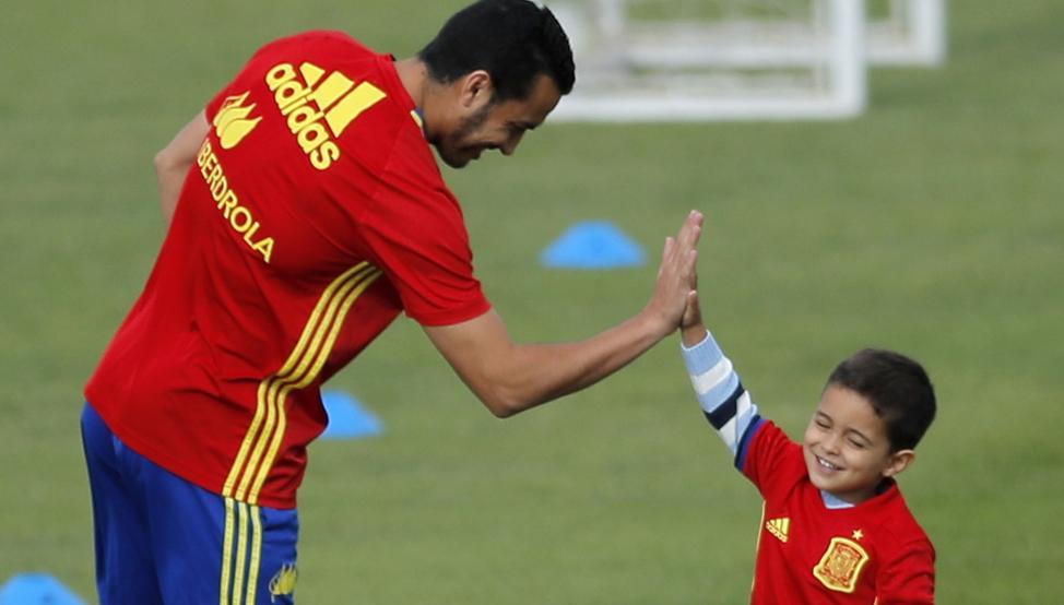 Pedro: Chciałbym wrócić do Barçy