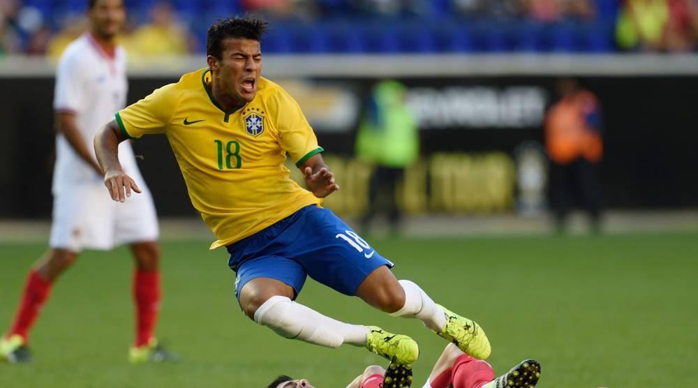 Rafinha nie jedzie na Copa América