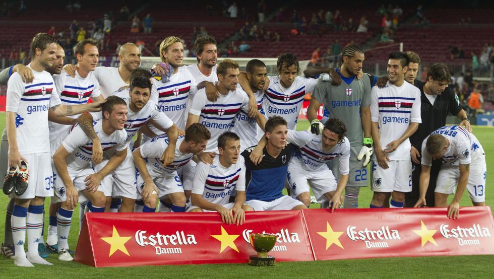 Znany rywal Barçy w Pucharze Gampera