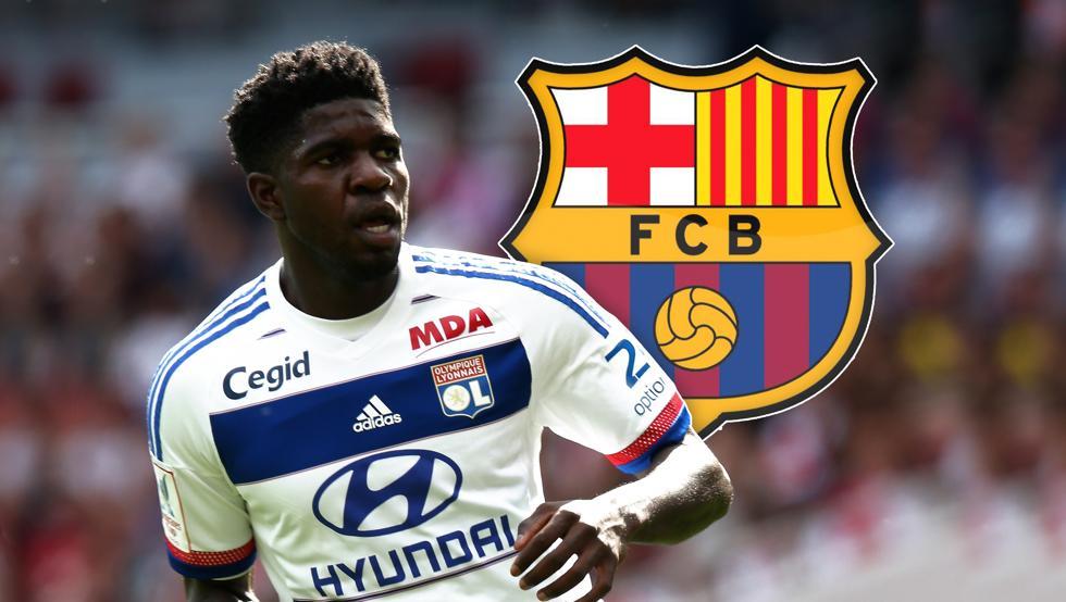 Barça doszła do porozumienia z Lyonem w sprawie transferu Umtitiego