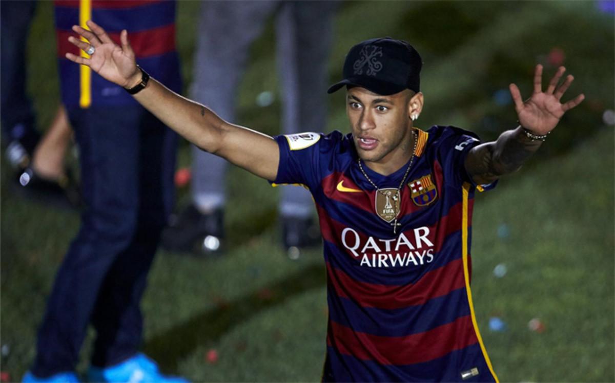 Trzy wielkie kluby chcą zapłacić klauzulę Neymara