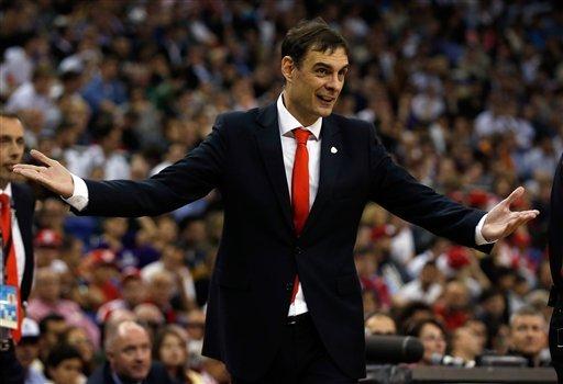 Georgios Bartzokas trenerem koszykarzy