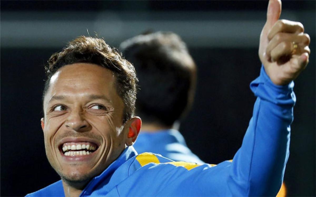 Adriano: Jestem częścią rodziny Besiktasu