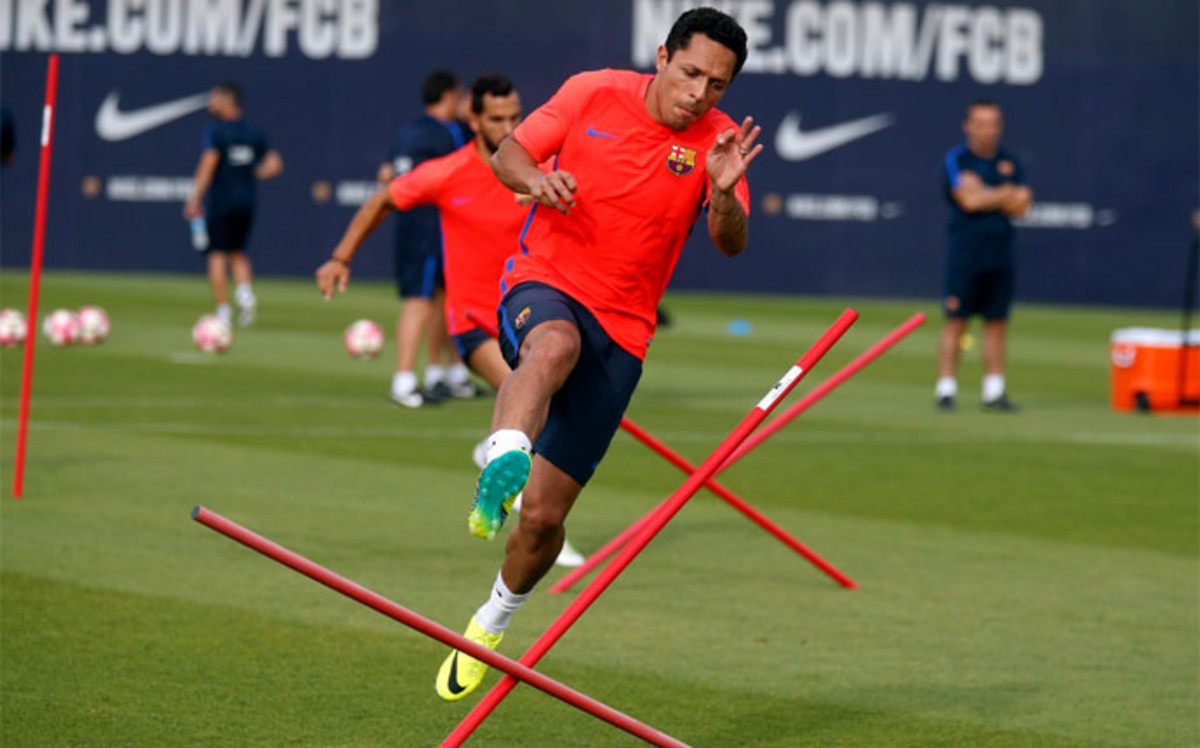 Adriano nie udał się z drużyną na zgrupowanie