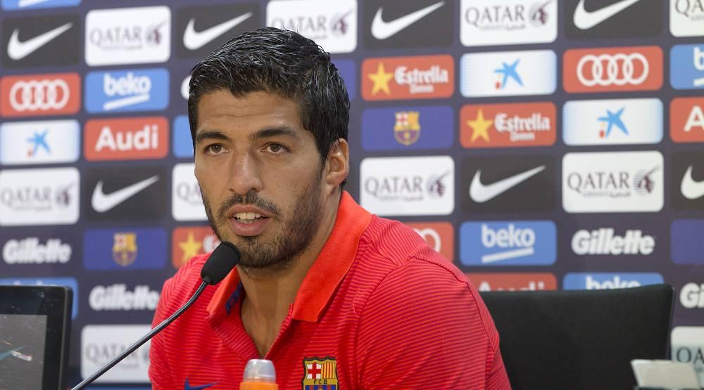 Suárez: Nie jestem kandydatem do Złotej Piłki