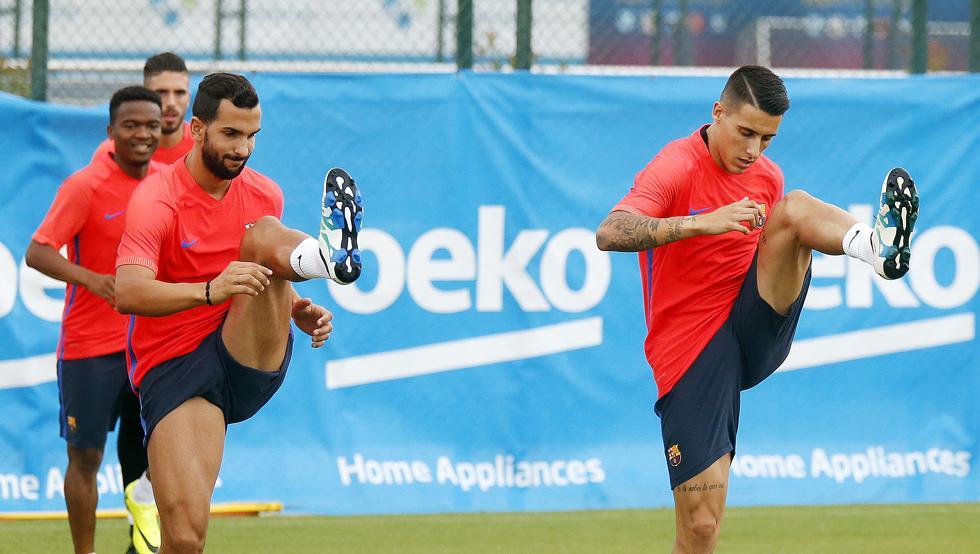 Valencia negocjuje transfer Tello i Montoyi