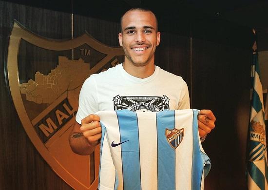 Sandro Ramírez w Máladze CF