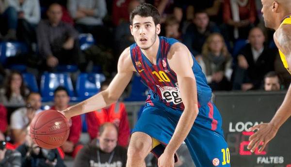Abrines opuszcza Barcelonę