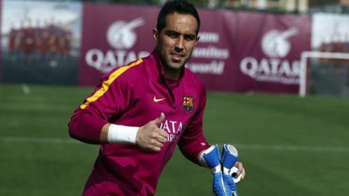 City interesuje się Claudio Bravo