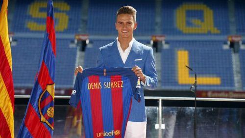 Z jakim numerem chce grać Denis Suárez?
