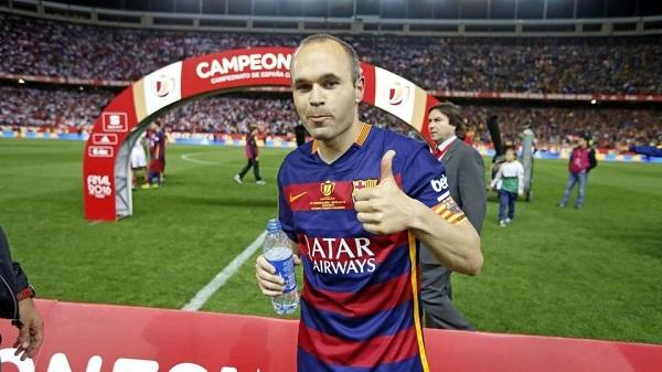 Andrés Iniesta: Przeprowadzone zostały dobre wzmocnienia