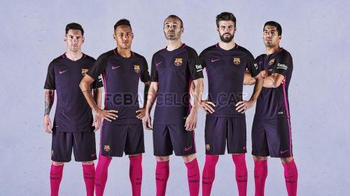 Koszulki FCB
