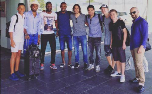Arda i byli piłkarze Barçy uwięzieni w Turcji