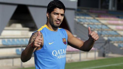 Suárez jako pierwszy z tridente rozpocznie przygotowania do nowego sezonu