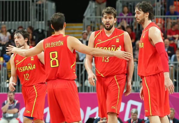 Hiszpania koszykówka