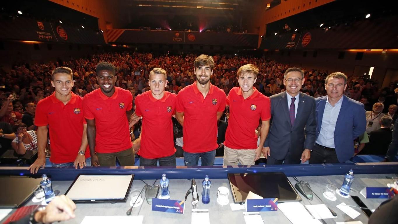 Nowi zawodnicy zaprezentowani na Światowym Kongresie Penyi