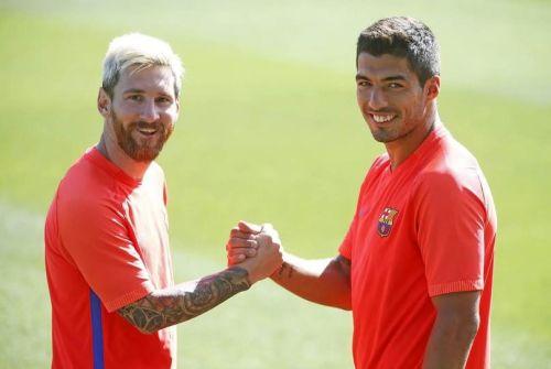 Messi zagra przeciwko Suárezowi