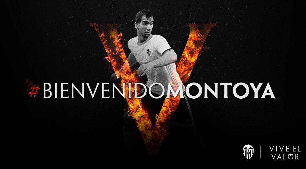 Oficjalnie: Martín Montoya zawodnikiem Valencii!