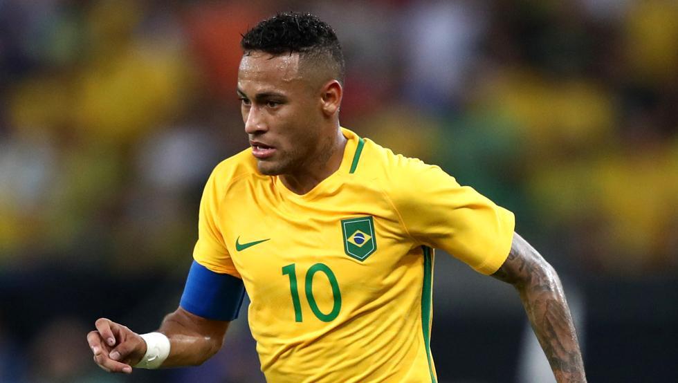 Neymar powołany na wrześniowe mecze reprezentacyjne