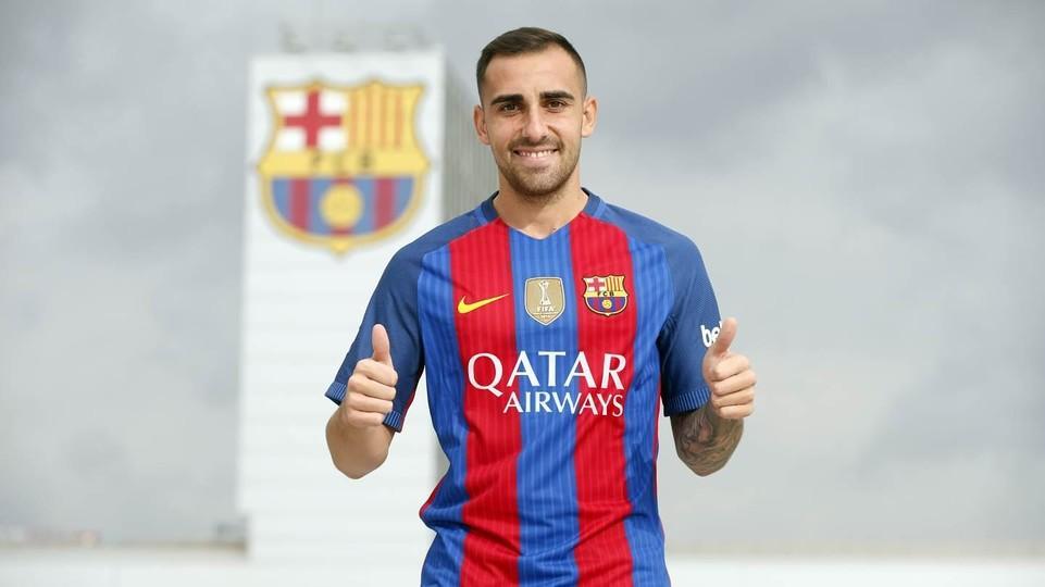 Paco Alcácer w FC Barcelonie, Munir w Valencii