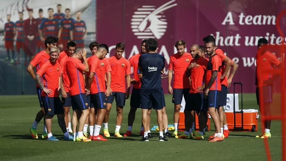 Powołani na pierwszy mecz o Superpuchar Hiszpanii