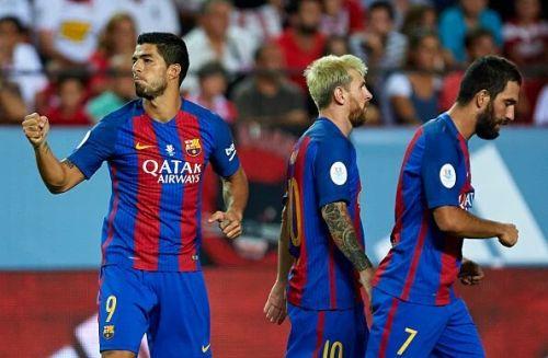 FC Barcelona, Real Betis
