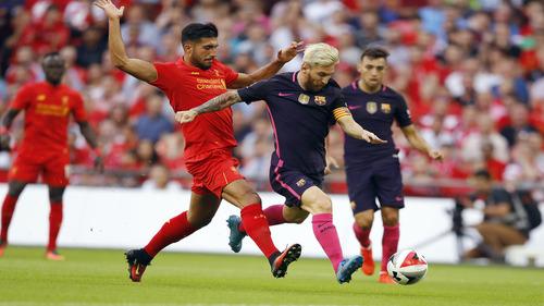 Barça rozbita. Liverpool F.C – FC Barcelona 4:0