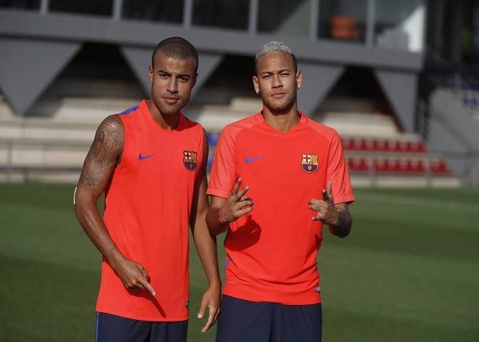 Neymar powraca do treningów
