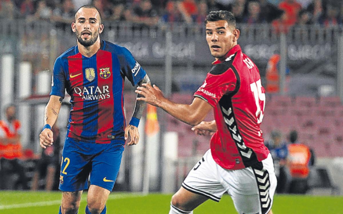 Aleix Vidal myśli o odejściu w zimowym okienku transferowym