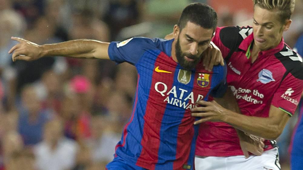 Arda Turan: Chciałbym wygrać Ligę Mistrzów z Barceloną