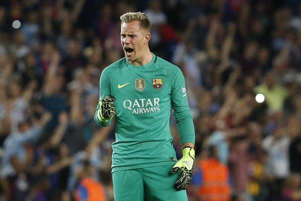 Barça chce przedłużyć kontrakt z ter Stegenem