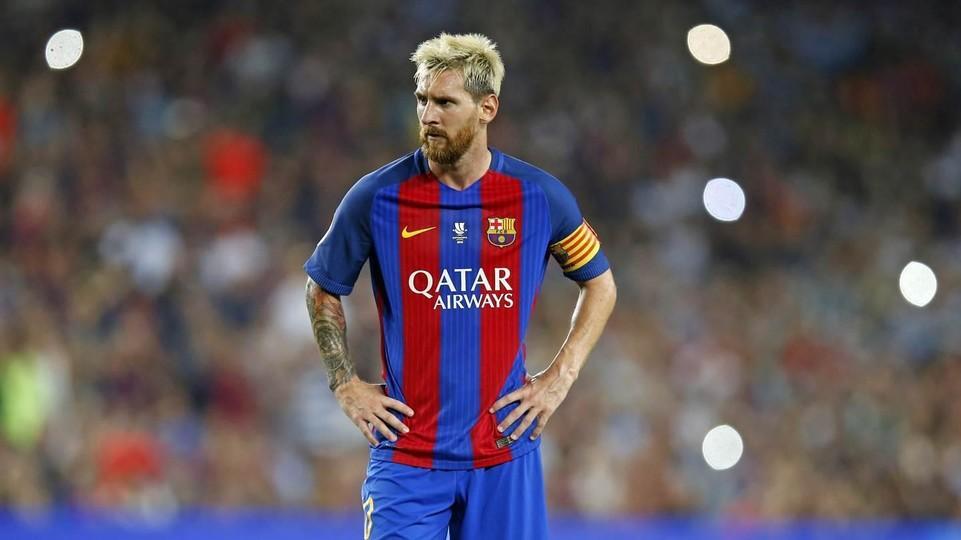 Leo Messi z kontuzją mięśniową