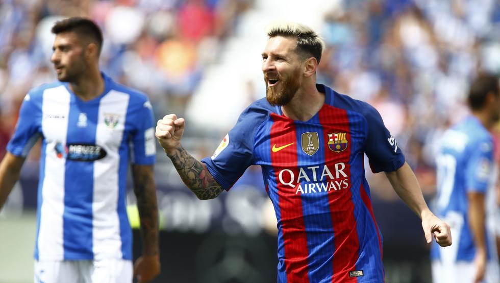Messi: Muszę się zatrzymać, żeby wrócić silniejszym