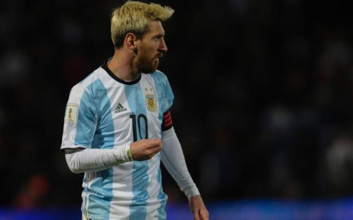 Leo Messi nie zagra z Wenezuelą i wróci do Barcelony z powodu kontuzji
