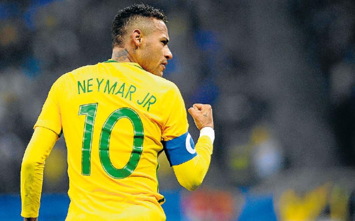 Neymar wróci do Barcelony w tym tygodniu