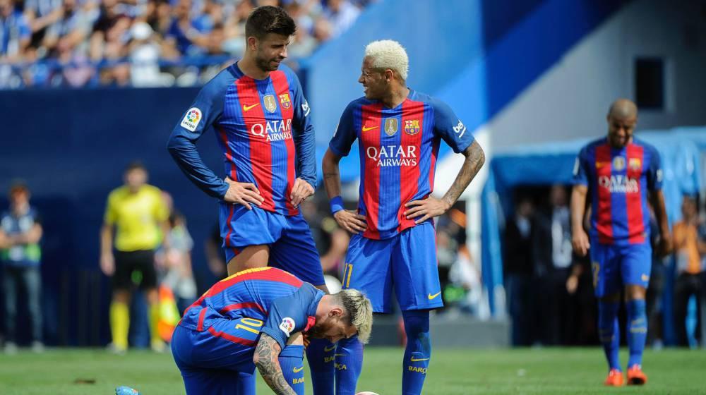 Piqué: Jesteśmy Barçą i musimy podejmować ryzyko