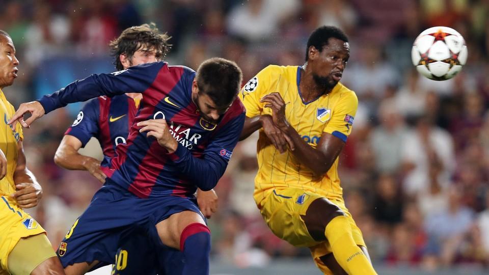Gerard Piqué chciałby zagrać w MLS