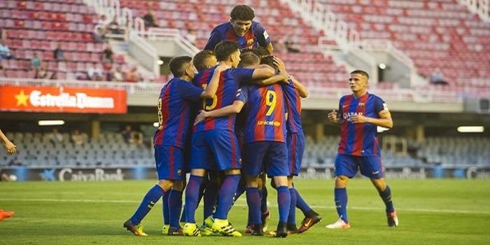Barça B liderem Segunda B