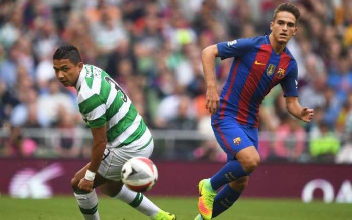 FC Barcelona – Celtic F.C.; Składy