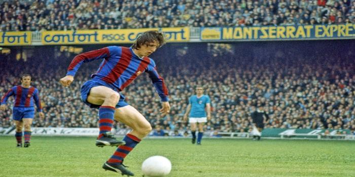 Dziś mijają 43 lata od debiutu Johana Cruyffa