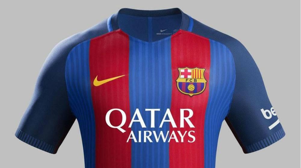 Barça ma przedłużyć umowę z Qatar Airways o kolejne cztery lata
