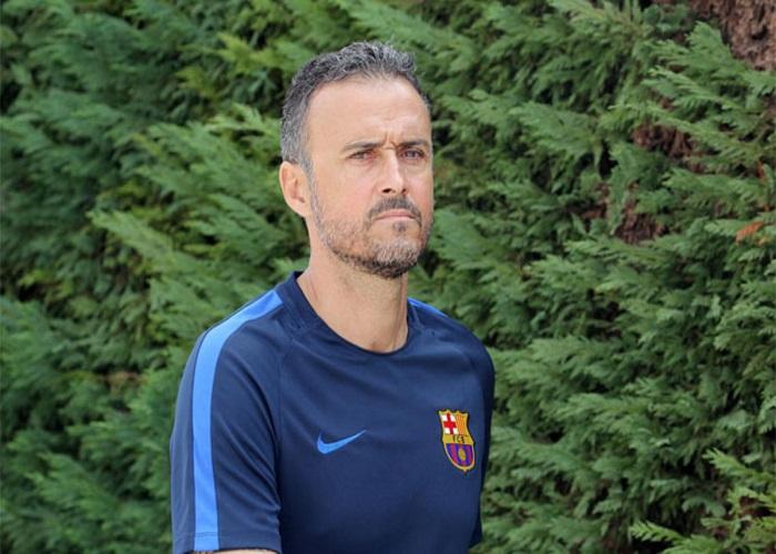 Luis Enrique: Messi jest gotowy by zagrać przeciwko Aláves