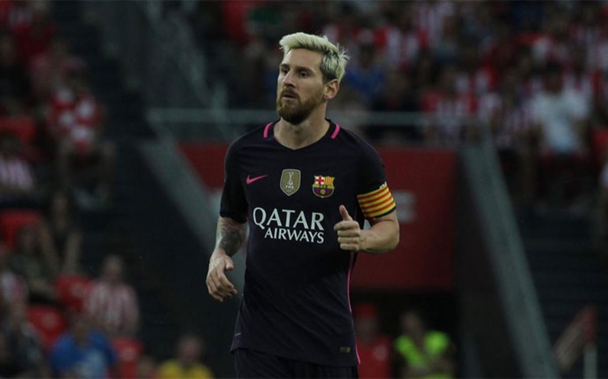 Barça chce przedłużyć kontrakt z Messim