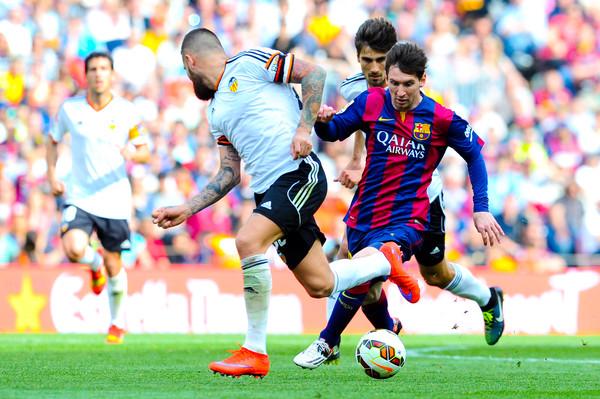 Valencia – FC Barcelona; Składy