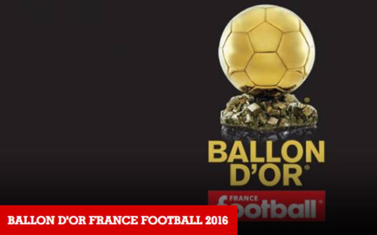 Znana data ogłoszenia zdobywcy Złotej Piłki 2016!