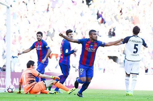 Pewne zwycięstwo na Camp Nou.  FC Barcelona – Deportivo La Coruña 4:0