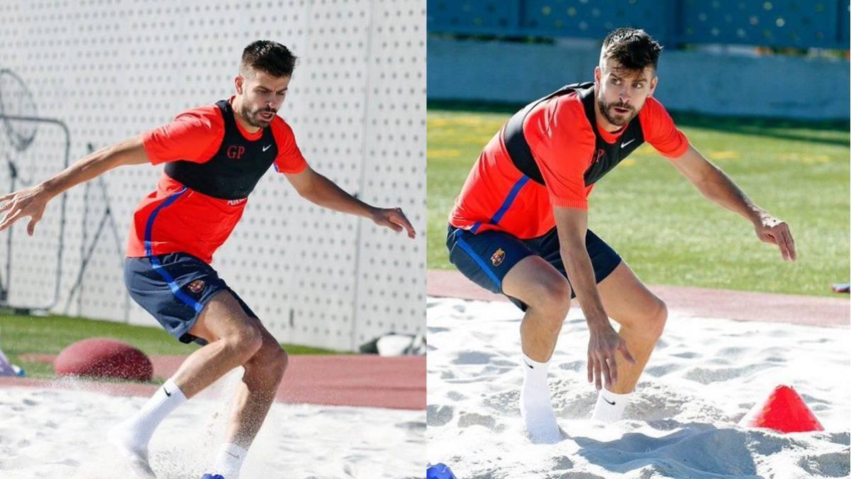 Gerard Piqué coraz bliższy powrotu do gry
