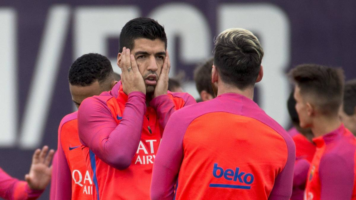 Suárez: Przedłużenie kontraktu jest na dobrej drodze