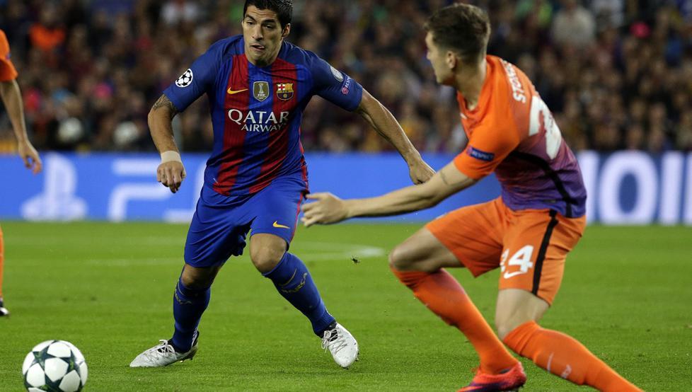 Manchester City –  FC Barcelona; Składy