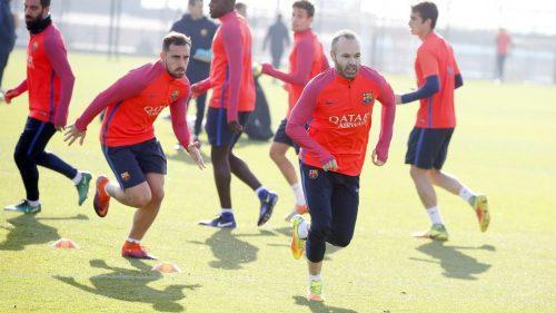 Luis Enrique: Naszym celem jest zwycięstwo